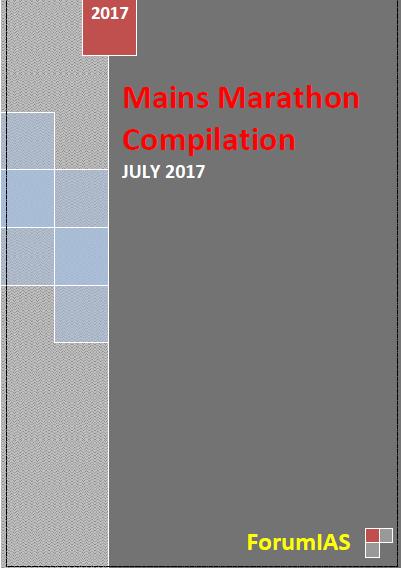 Mains Marathon July