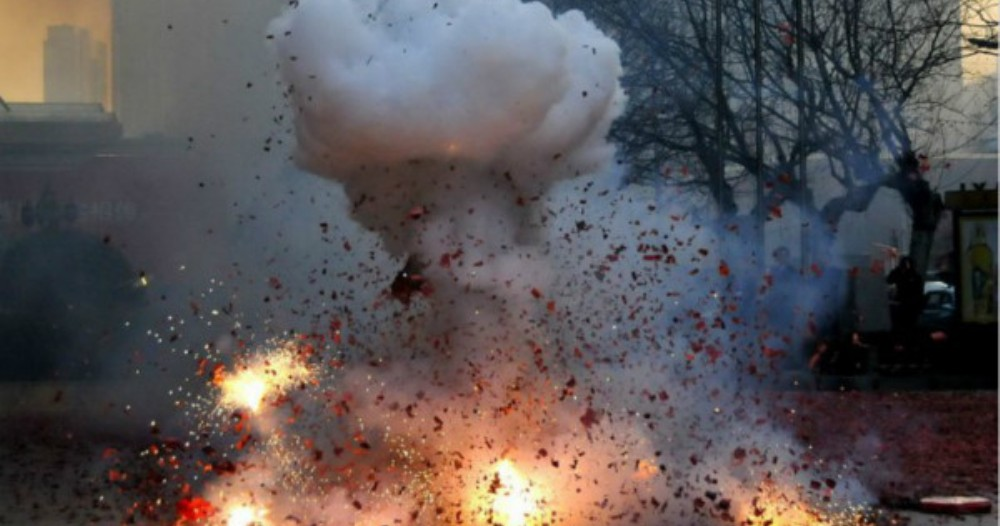 Can Am For Sale >> Firecrackers and Air pollution