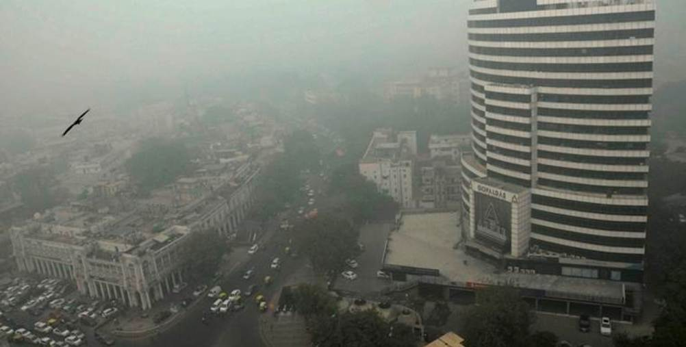 Pollutants of the capital's air: An overview