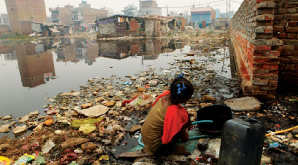 The Link Between Poor Sanitation And Stunting In India