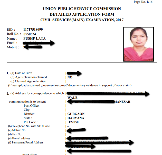 The Housewife from Haryana who became IAS – The Story of Pushplata, IAS Rank 80