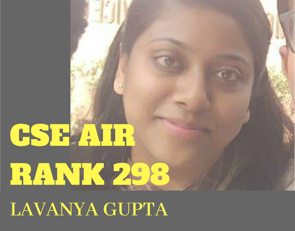 STRATEGY BY LAVANYA GUPTA AIR 298