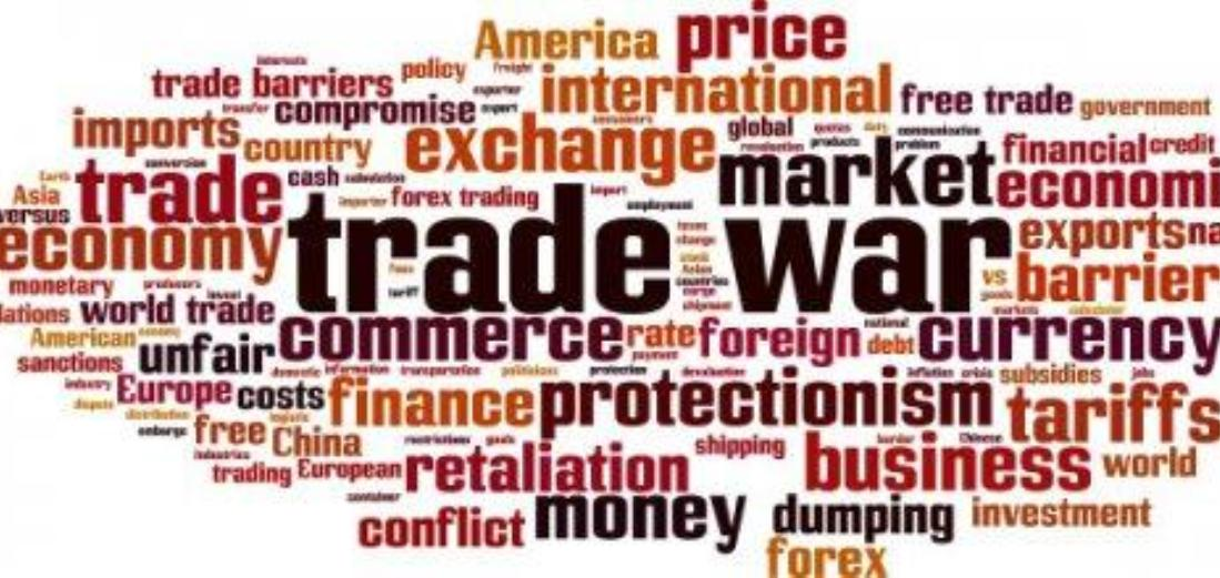 PROTECTIONISM AND TRADE WAR