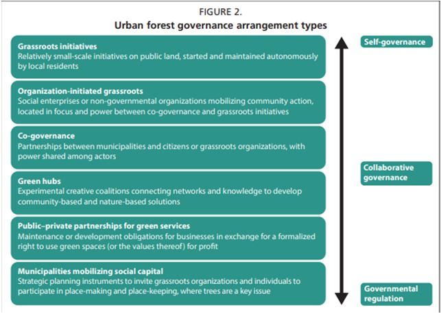 social forestry types