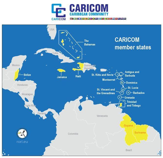 Caricom Caribbean Community