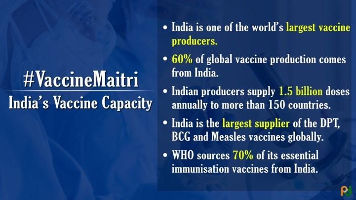Vaccine Maitri