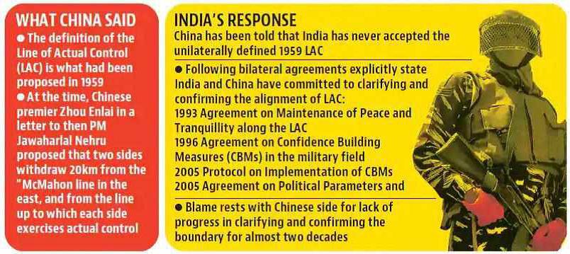India China Agreements