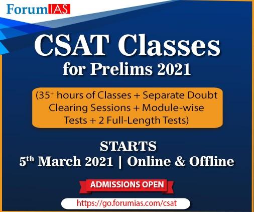 CSAT-Classes-for-Prelims-2021