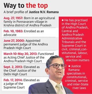 Justice Ramana